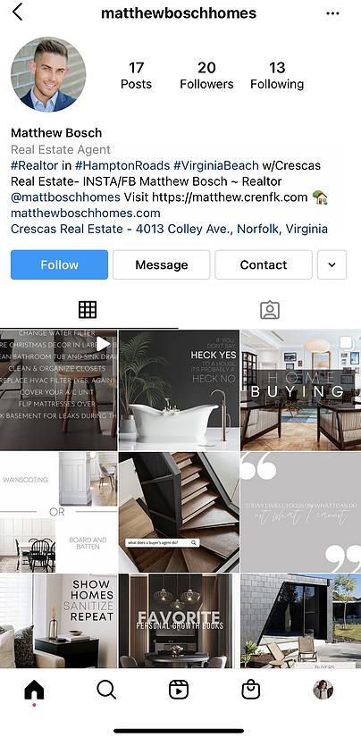Matt Bosch Homes
